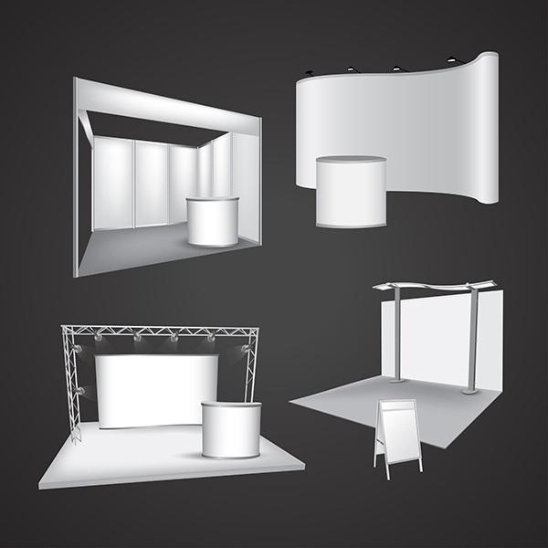 Trade Show Display Options Speedprint Leamington